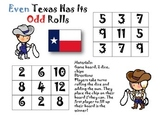 Texas Odd and Even Game