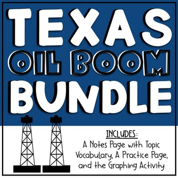 Texas Oil Boom Bundle