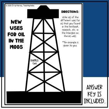 Texas Oil Boom Bundle