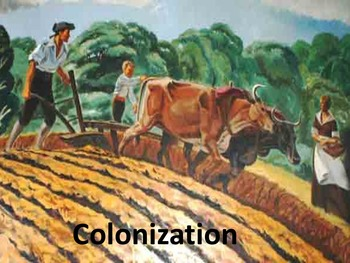 Texas Regions and Colonization