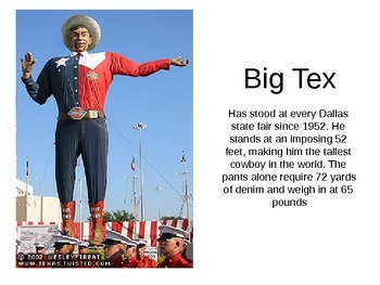Texas Powerpoint
