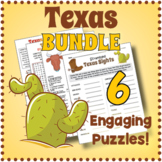 Texas Puzzle Bundle