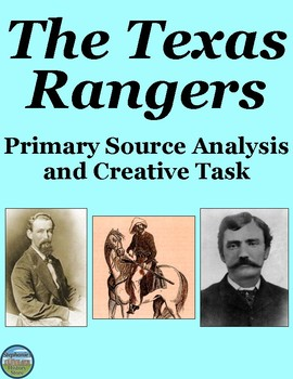 Texas Rangers Primary Source Analysis