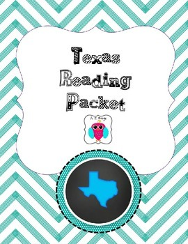 Texas Reading Packet