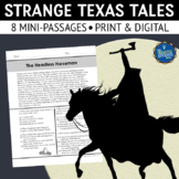 Texas Reading Passages