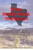 Texas Reality Check Worksheet
