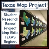 Texas Regions Aligned Student Research Based Project