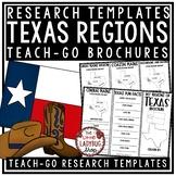Regions of Texas Activity & Texas Regions [Texas History Activity]