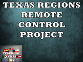 Texas Regions Project
