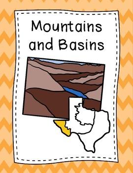 Texas Regions Posters