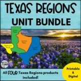 Texas Regions Unit - BUNDLE