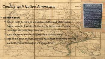 Texas Republic PowerPoint