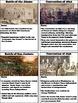 Texas Revolution Foldable: Battle of the Alamo, Davy Crockett etc