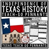 Texas Revolution & Texas Independence - Battle of The Alamo Texas History
