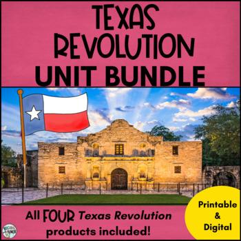 Texas Revolution ***BUNDLE***