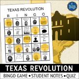 Texas Revolution Bingo