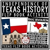 Texas Revolution & Texas Independence - Battle of Alamo Texas History 4th Grade