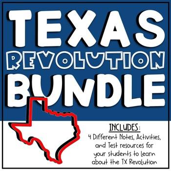 Texas Revolution Bundle