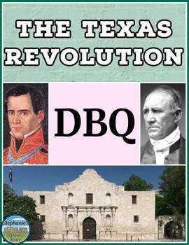 Texas Revolution DBQ