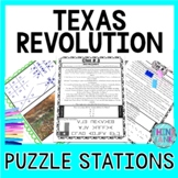 Texas Revolution ESCAPE ROOM:  The Alamo and Sam Houston