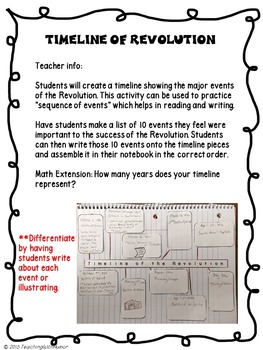 texas revolution interactive notebook by teaching with humor tpt