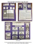 Texas Revolution Lap Book