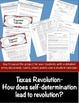 Texas Revolution PBL- Newscast