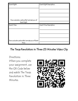 Texas Revolution Project