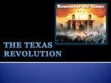 Texas Revolution - Remember the Alamo Powerpoint Presentation