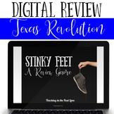 Texas Revolution Review Game Stinky Feet