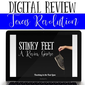 Texas Revolution Review Game Stinky Feet