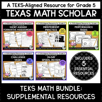 Staar Practice Math For 5th Worksheets Teaching Resources