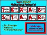 Texas STAAR Motivational Poster Set