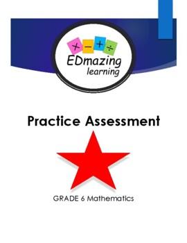 Texas STAAR Test Benchmark Exam 6th Grade (FULL Length)
