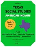 Texas Social Studies: American Indians