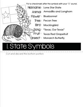Texas Speech/Language Flipbooks