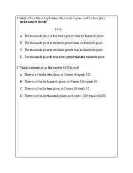 Texas Staar Lesson 1-3.2B