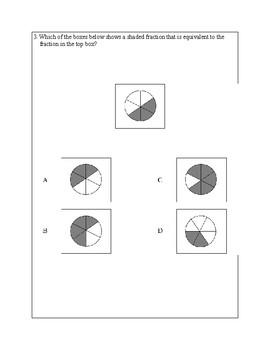 Texas Staar Lesson 1-3.3F
