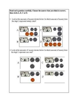 Texas Staar Lesson 1-4.2E