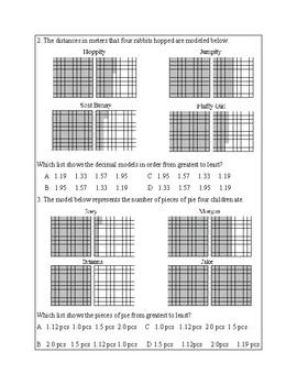 Texas Staar Lesson 1-4.2F