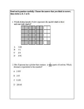 Texas Staar Lesson 1-4.2G