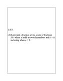 Texas Staar Lesson 1-4.3A