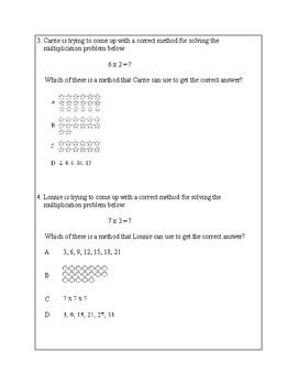 Texas Staar Lesson 2-3.4E