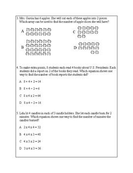 Texas Staar Lesson 2-3.5B