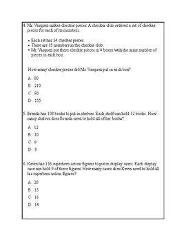 Texas Staar Lesson 2-4.4H