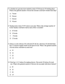 Texas Staar Lesson 2-5.3C