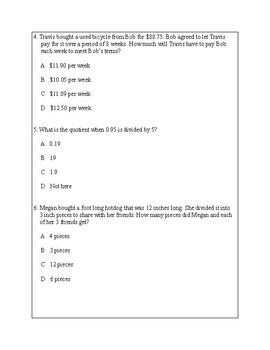 Texas Staar Lesson 2-5.3G