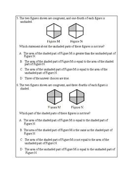 Texas Staar Lesson 3-3.6E