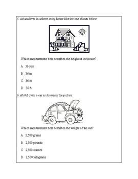 Texas Staar Lesson 3-4.8A