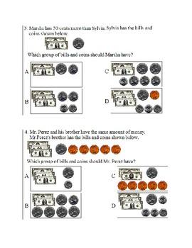 Texas Staar Lesson 4-3.4C